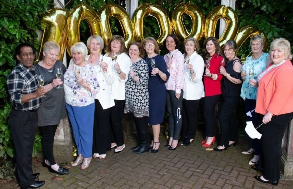 Nurses who scooped £1million in lottery syndicate buy treats for their patients