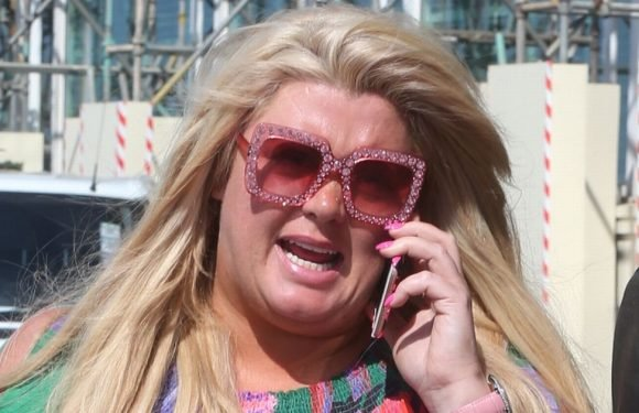 Gemma Collins and James Argent locked in blazing row as they land back in Essex