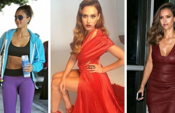 20 Pics That Show Why Hollywood Still Loves Jessica Alba (Even Though She Won A Razzie)