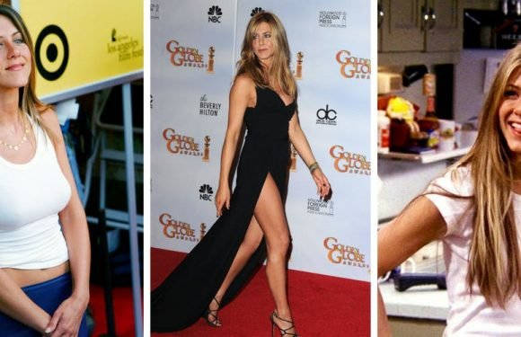 10 Photos Of Jennifer Aniston Pre-Brad Pitt (10 Of Her After Him)