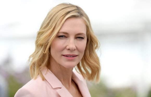 Cate Blanchett Leads Protest For Increased Representation On Cannes Red Carpet