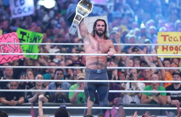 WWE Live 2018 is back on tour this November and here's how you can get tickets