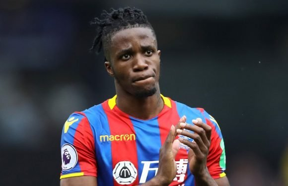 Premier League giants closing in on £50m move for Wilfried Zaha