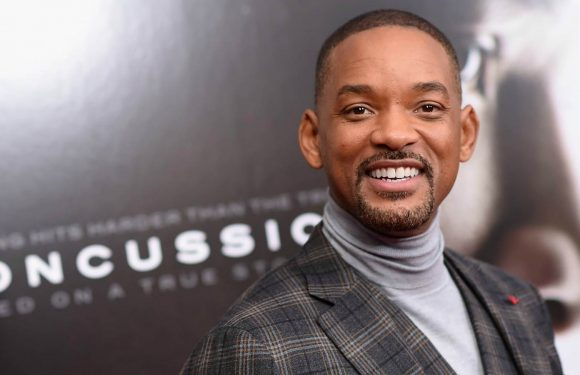 Will Smith Performs 'Miami' Then Dances With Marc Anthony
