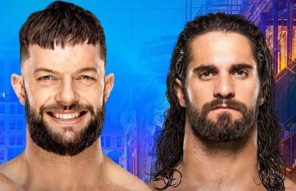 7 things you missed from WWE Raw overnight as Balor and Rollins face off again