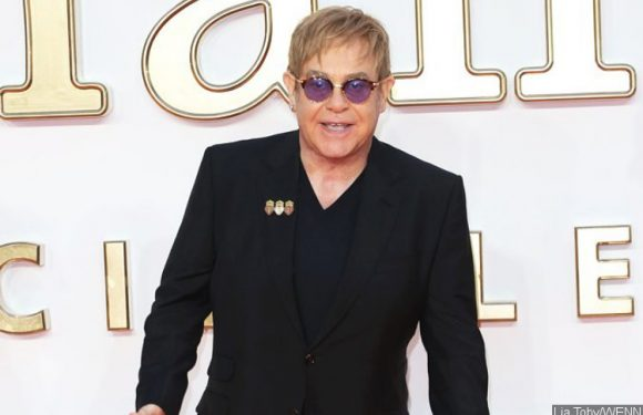 Royal Wedding: Elton John Performs at Prince Harry and Meghan Markle's Wedding Reception
