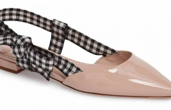 Bye, Money! Nordstrom Is Having a Massive Sale and You Need These 11 Cute Flats