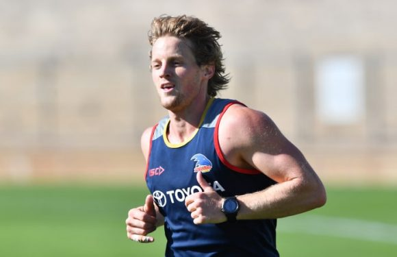 Rory Sloane to return in a month