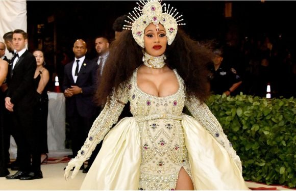 Mom-to-Be Cardi B Looked Absolutely Radiant at Her Met Gala Debut