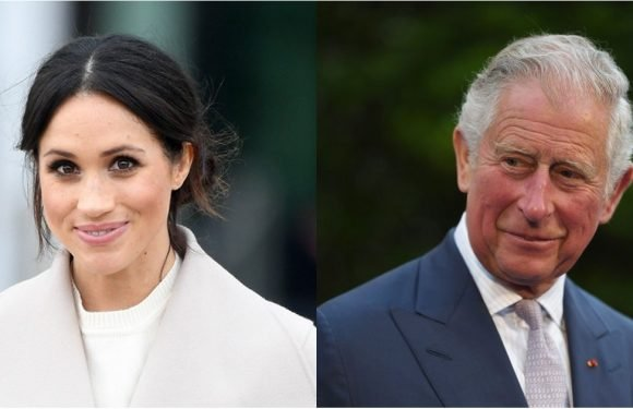 It's Official: Prince Charles Will Walk Meghan Markle Down the Aisle