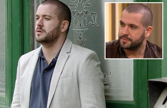 This Morning fans praise Shayne Ward as he gets emotional talking about 'distressing' Coronation Street suicide storyline