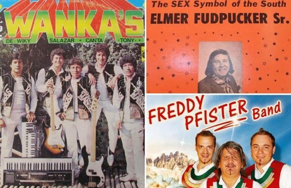 Are these the most unfortunate album covers ever made?