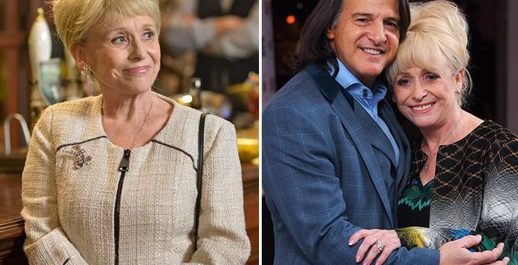 Barbara Windsor's husband convinced former EastEnders boss to kill off her character when she was struggling with her lines