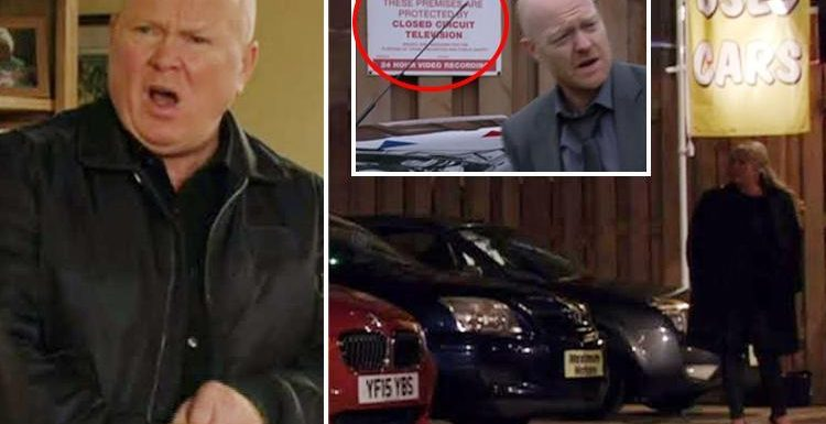EastEnders fans point out major mistake in Phil Mitchell's revenge plan against Max Branning