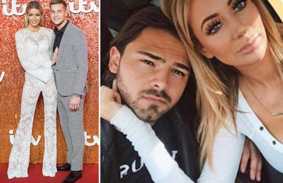 Chris Hughes claims Olivia Attwood was dating him and Bradley Dack at the same time and brands love rival Mike Thalassitis 'boring'