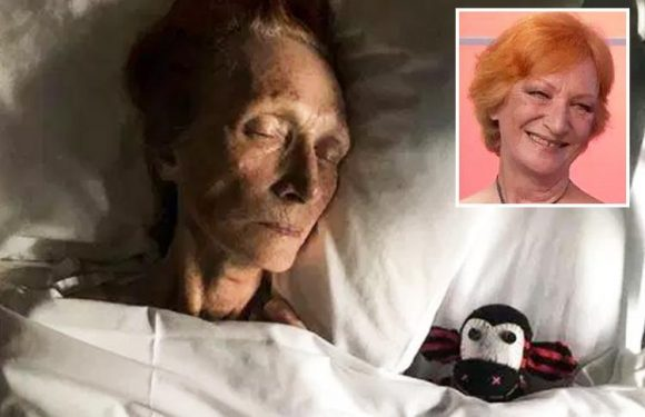 Cornelia Frances dead aged 77 as Home And Away actress loses battle with bladder cancer – and son shares final heartbreaking photo