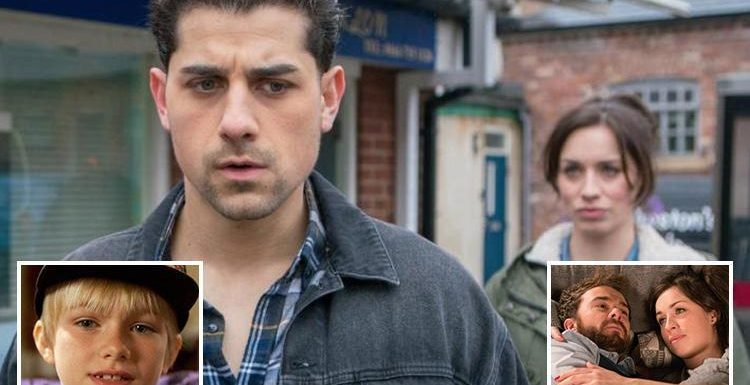 Coronation Street rapist Josh Tucker targets David Platt's son Max as Shona Ramsey finds his previous victim