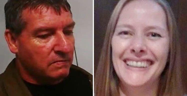 David Browning guilty of stabbing University of Brighton boss Jillian Howell to death before scrawling 'bully' on her body