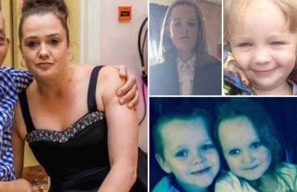 Mum of four kids killed in petrol bomb arson attack 'could still die from her injuries'