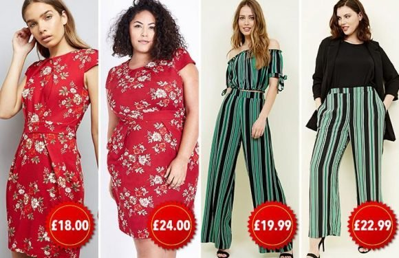 New Look slammed over 'fat tax' after charging up to 30 per cent more for plus-size clothes