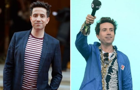 Nick Grimshaw announces he's quit Radio 1 breakfast show and will be stepping down in the autumn