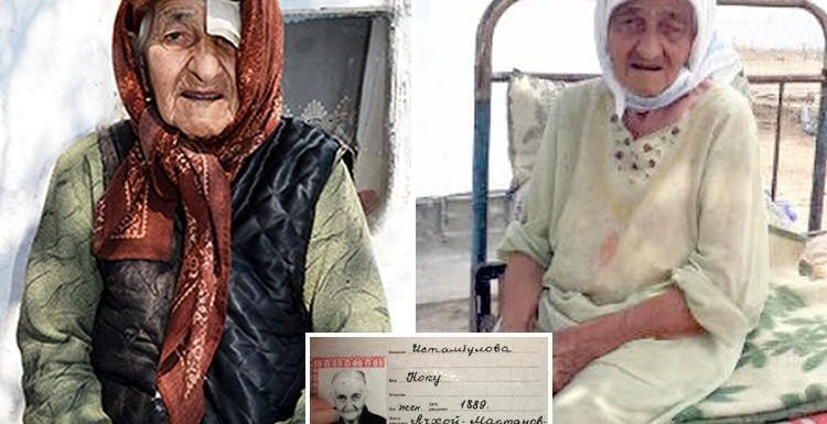 'World's oldest EVER woman' who claims she is turning 129 says she's not had a single happy day in her life