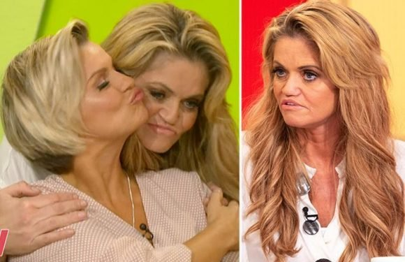 Danniella Westbrook reveals drug battle is 'every day struggle' as she opens up about relapses and thanks Kerry Katona for helping her