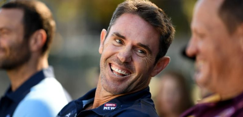 State of shock: Fittler and NSW deputies in Melbourne for Smith bombshell