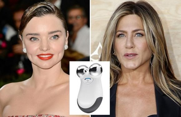 Jennifer Aniston and and Miranda Kerr love this £150 facial gadget which is 'better than botox'
