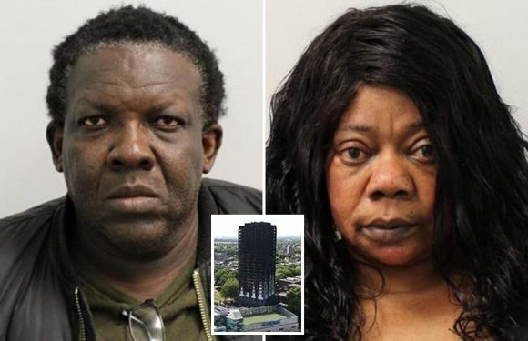 Two illegal immigrants falsely claimed more than £120K for hotel and room service after pretending to be Grenfell Tower fire victims
