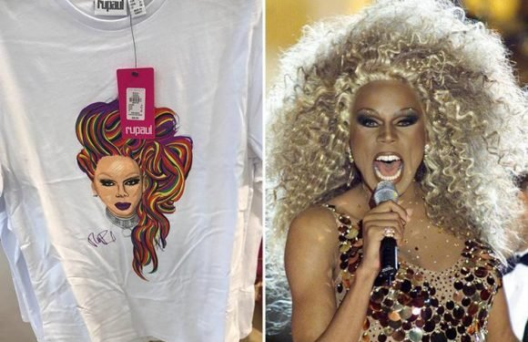 Primark is selling RuPaul's Drag Race T-shirts for £8… and they're fit for a queen