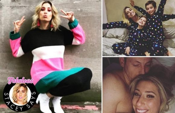 Stacey Solomon: Zachary slept in my bed until he was TEN… but I loved it and I never wanted him to be alone
