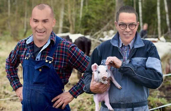 Bobby Norris and Louis Spence to star in Channel 5 show The Farm revamp