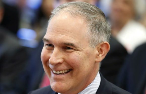 EPA Chief Scott Pruitt Loses A Top Aide Amid Multiple Ethics Investigations