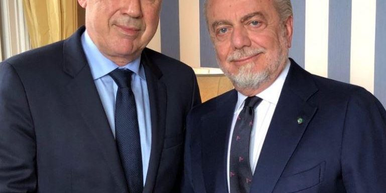 Napoli confirm Carlo Ancelotti as new boss just hours after sacking Maurizio Sarri
