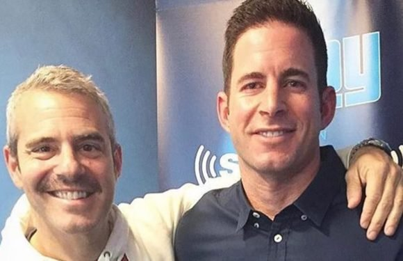 Andy Cohen Grills 'One-Nut Wonder' Tarek El Moussa on His Dating Life, Christina's Contractor Ex (Audio)