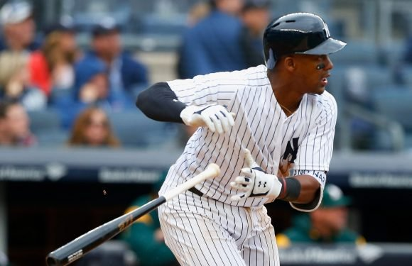 Why Yankees still swooned over a slumping Miguel Andujar