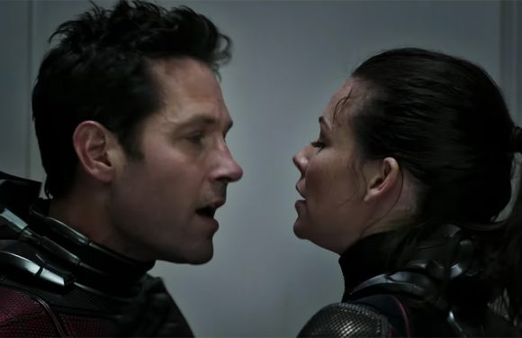 Paul Rudd and Evangeline Lilly Team Up in New 'Ant-Man and the Wasp' Trailer
