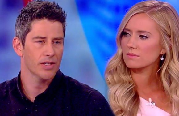 'Bachelor' Arie and Lauren Plug Wedding Date While Grilled About Becca Breakup on 'The View'