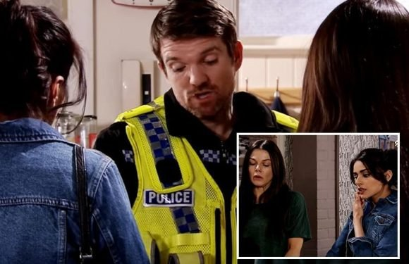 Coronation Street spoilers: Kate and Rana lie to the police and pretend they know nothing as they're questioned about Zeedan's assault
