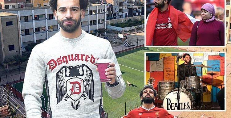 One million Egyptians voted for Mo Salah to be President… and he wasn't even standing
