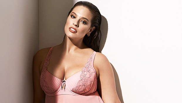Ashley Graham Models In Lacy White Lingerie & Looks Hotter Than Ever — New Pics