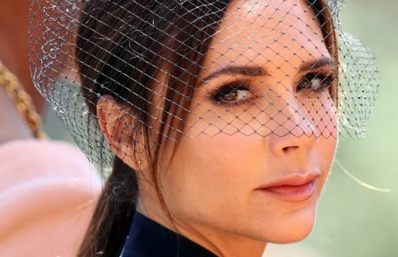 Victoria Beckham's Response To Not Smiling At The Royal Wedding is PERFECT