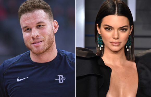 Blake Griffin moves on from Kendall Jenner