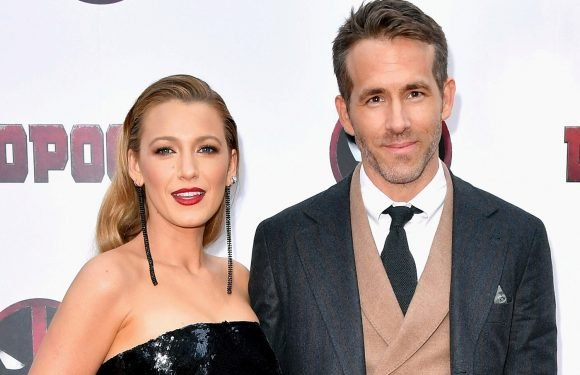 Blake Lively helped Ryan Reynolds reconcile with his father