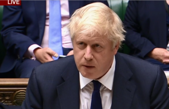 Iran nuclear deal remains 'vital' to Britain's national security and UK won't walk away from it, Boris Johnson vows