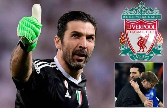 Gianluigi Buffon considering offers from Liverpool and Manchester City after announcing Juventus departure