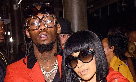 Cardi B 'Grateful' Offset Is Safe After His Scary Car Accident — Read Her Loving Tweet