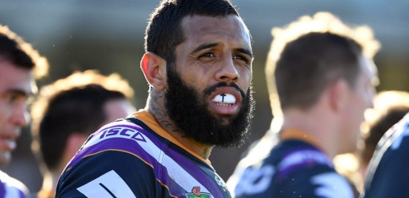Blood of a fighter: Josh Addo-Carr on his inspiring grandfather