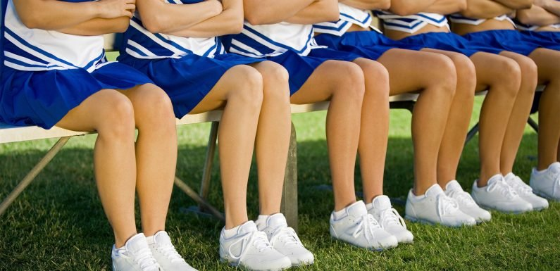Everyone makes school's cheer squad after parent complains